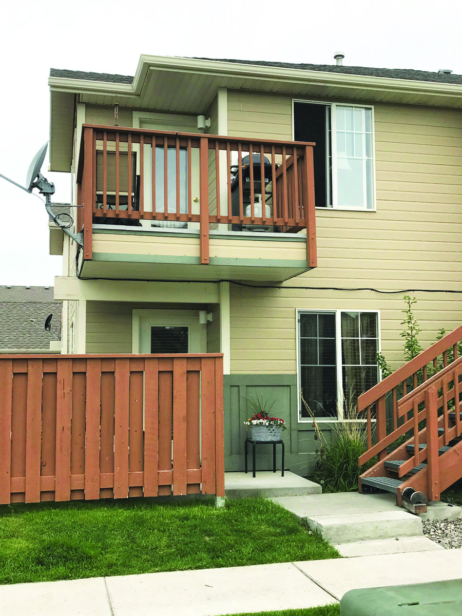 3 Bed, 2 Bath condo in Bozeman offered at $239K