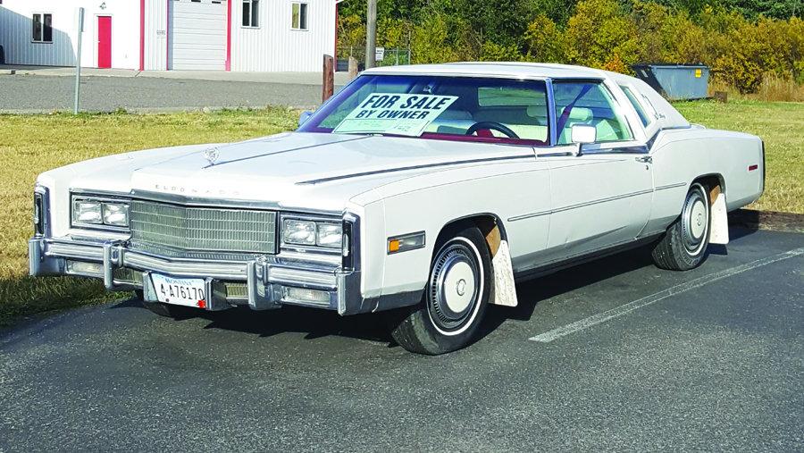 1977 Cadillac Eldorado Biarritz Coupe Front Wheel Drive Large