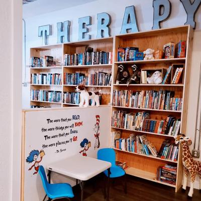 Book Therapy Three Forks bookstore