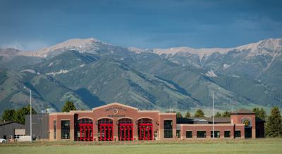 Central Valley fire hall 1