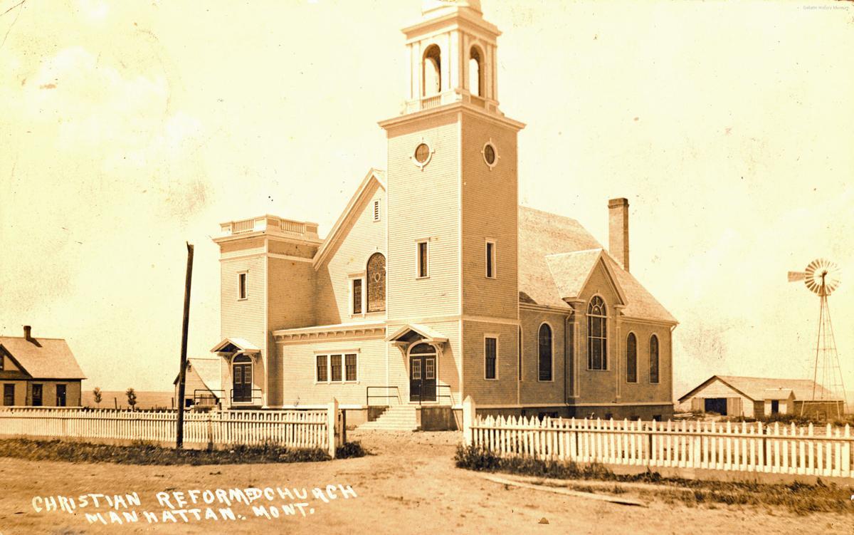 Churchill church historic