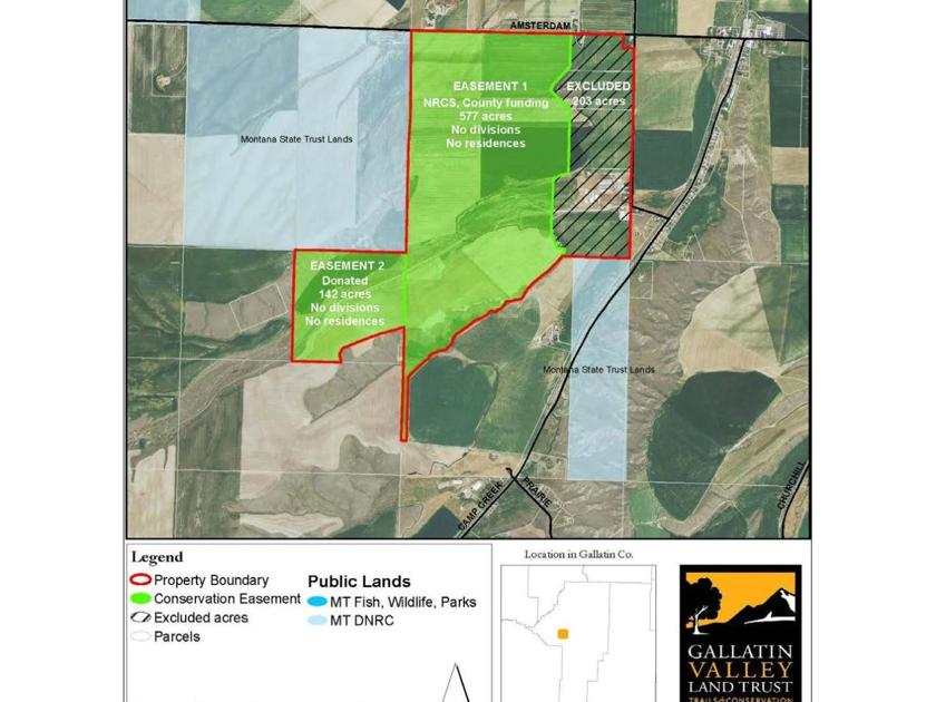 Churchill ag family places 720 acres into easement | Local News