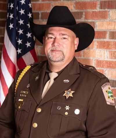 Broadwater County Sheriff Wynn Meehan