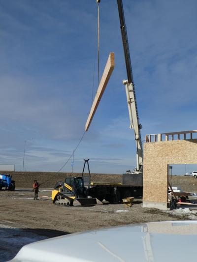 Mackenzie River Pizza new store construction