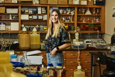 Madelyn Mettler to Present on Spacecraft Biofilms at Annual CBE Meeting