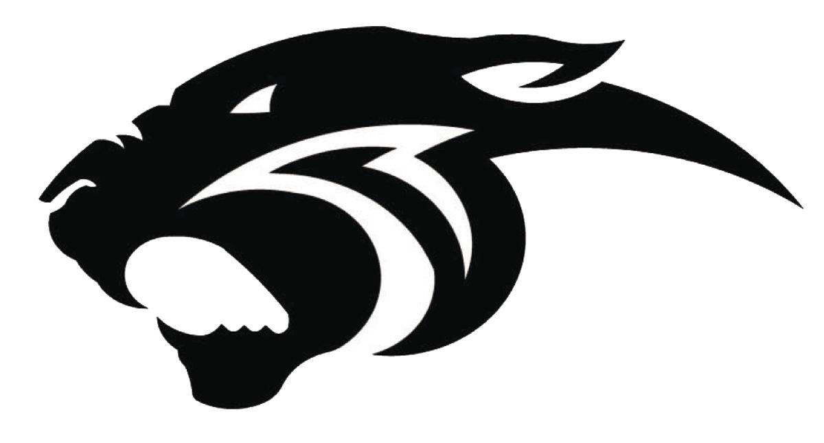 panthers begin season with sweep in polson local sports Jaguar Head Clip Art Jaguar Football Clip Art