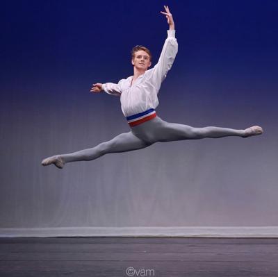 Josiah Kauffman ballet