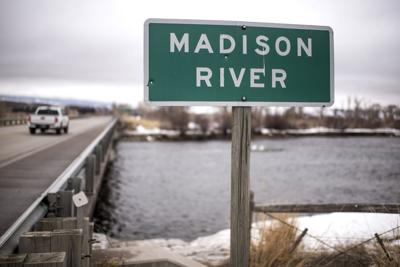 Madison River Crowding