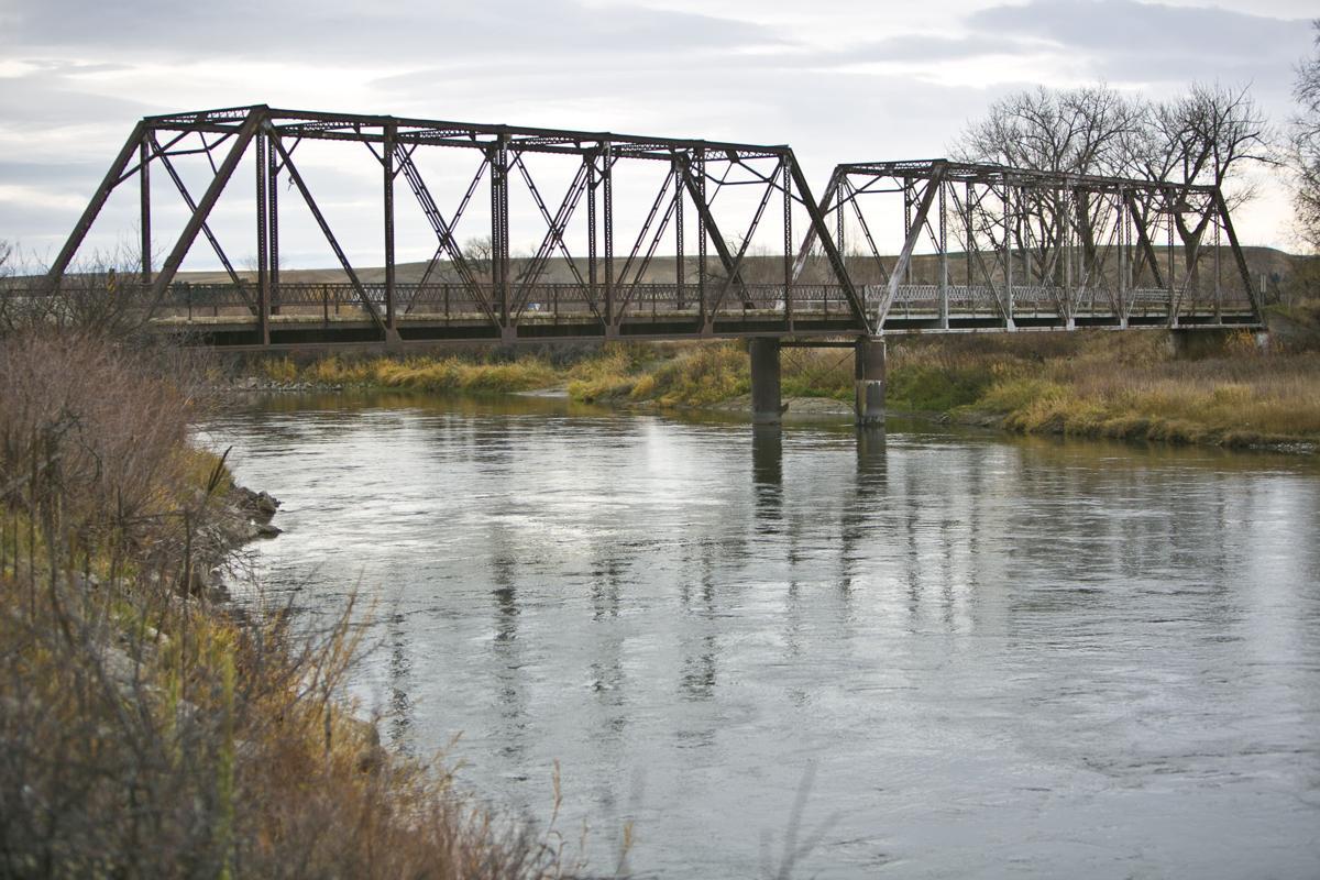 Old Truss Bridge Meridian Bridge
