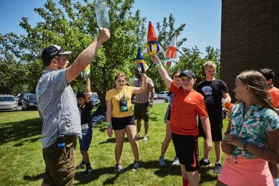 MSU Explore Earth and Space Science Camp