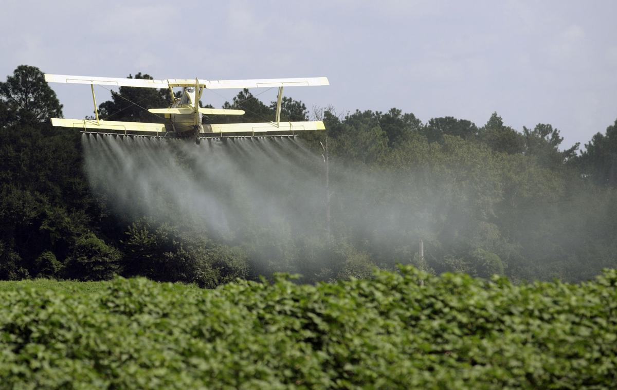 Pesticides Toxicity