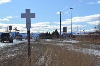 Jackrabbit Lane cross