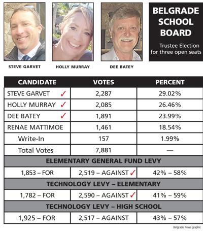 May 2019 school election