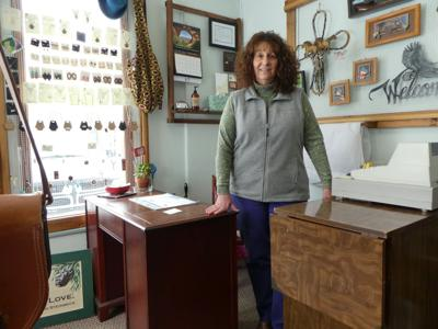Pam Carey Legacy Trading Three Forks business