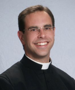 Father Eric Gilbaugh