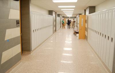 Hallway inspection