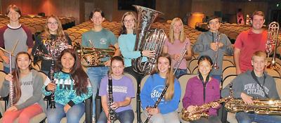 HS honor band