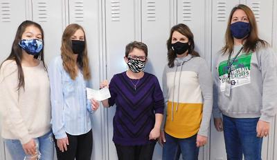 Students to cheer fund