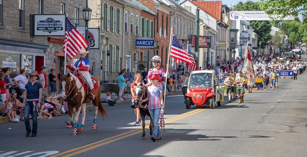 Kutztown Memorial Day Parade