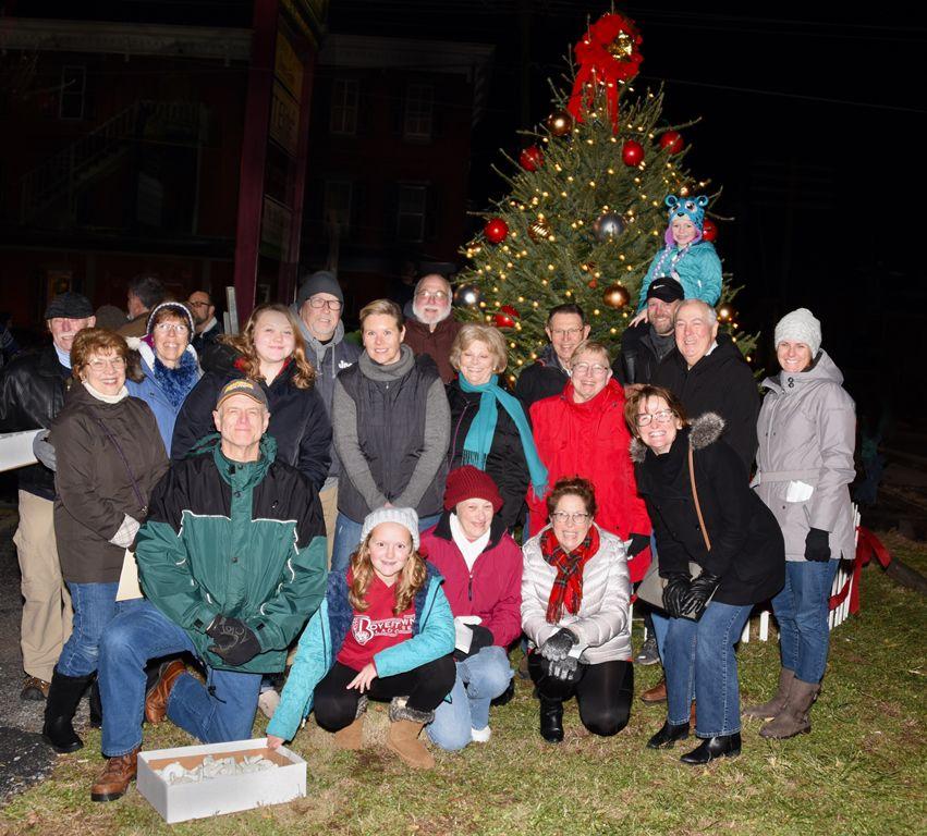 Boyertown Unity Tree