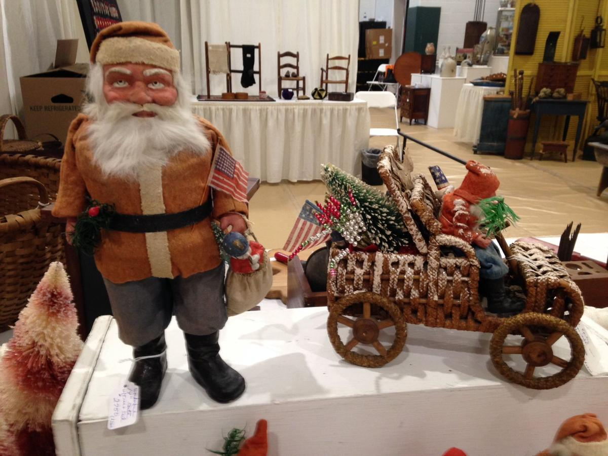 Elverson Antique Show will open its doors on Oct. 26 and 27