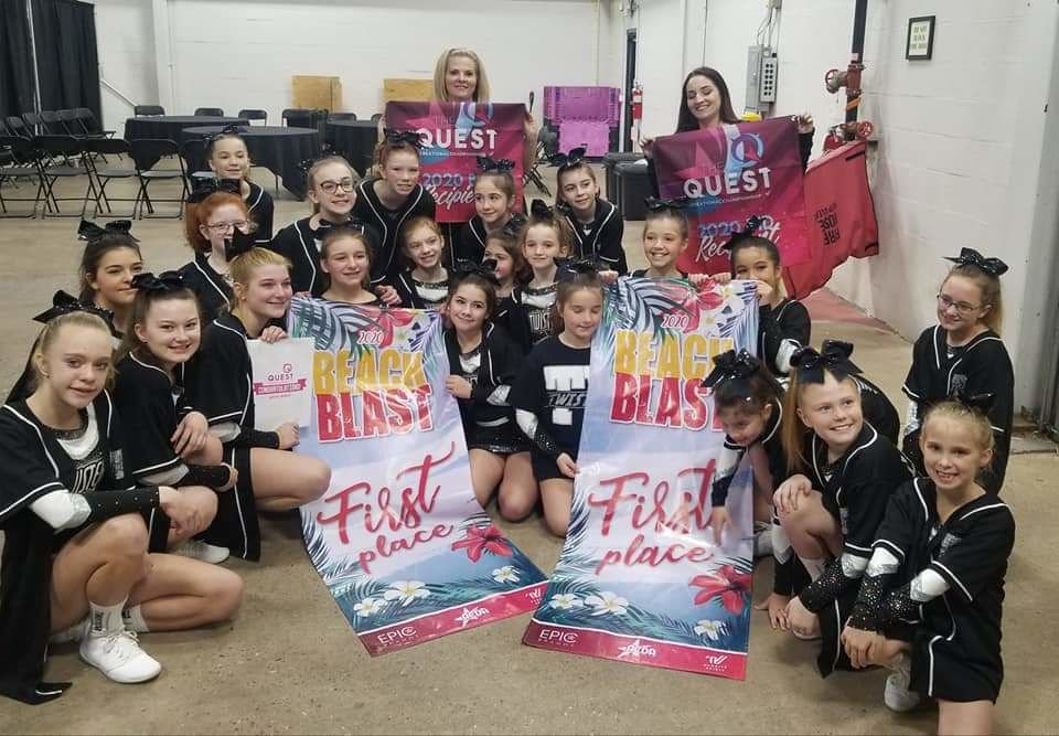 Twisters first place win