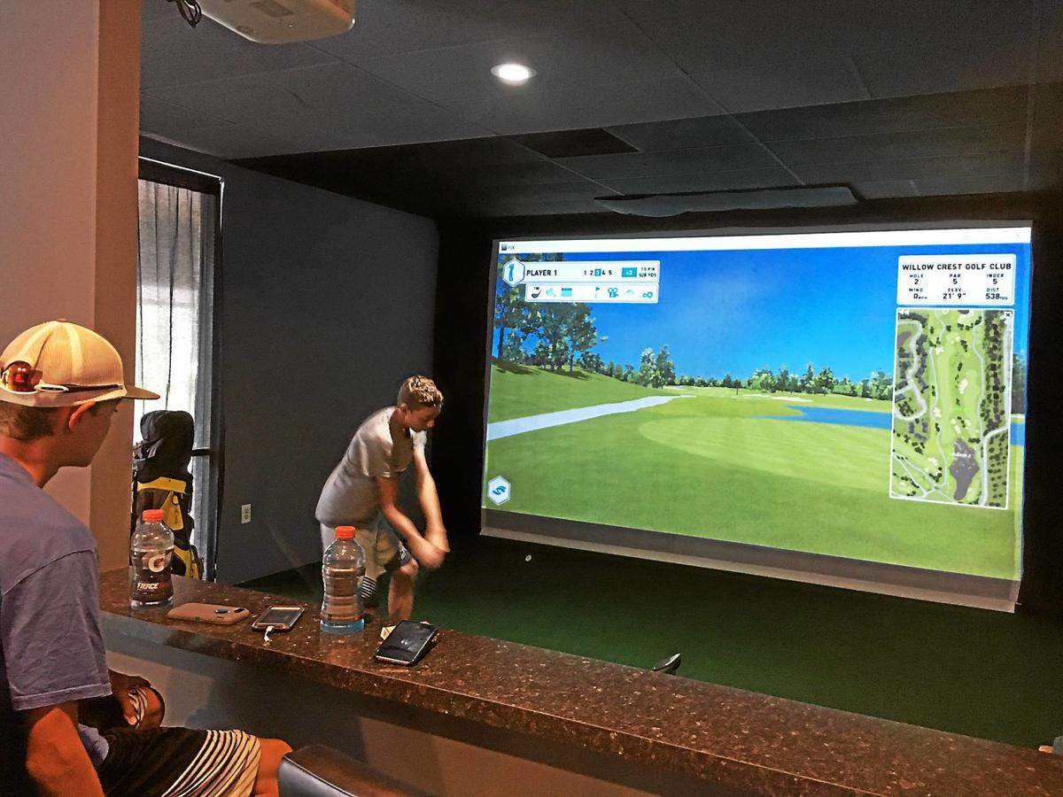 New indoor facility T-3 Golf offers endless golf season