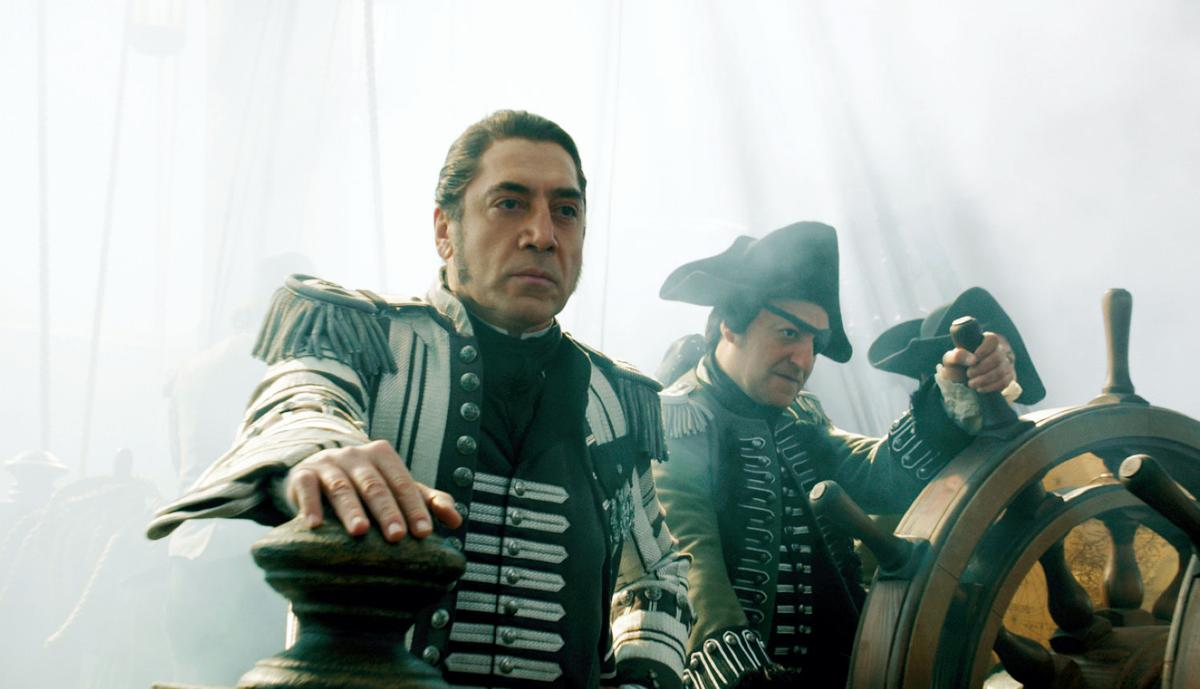 FILM TALK: Javier Bardem takes to the high seas in latest 'Pirates of the Caribbean' film