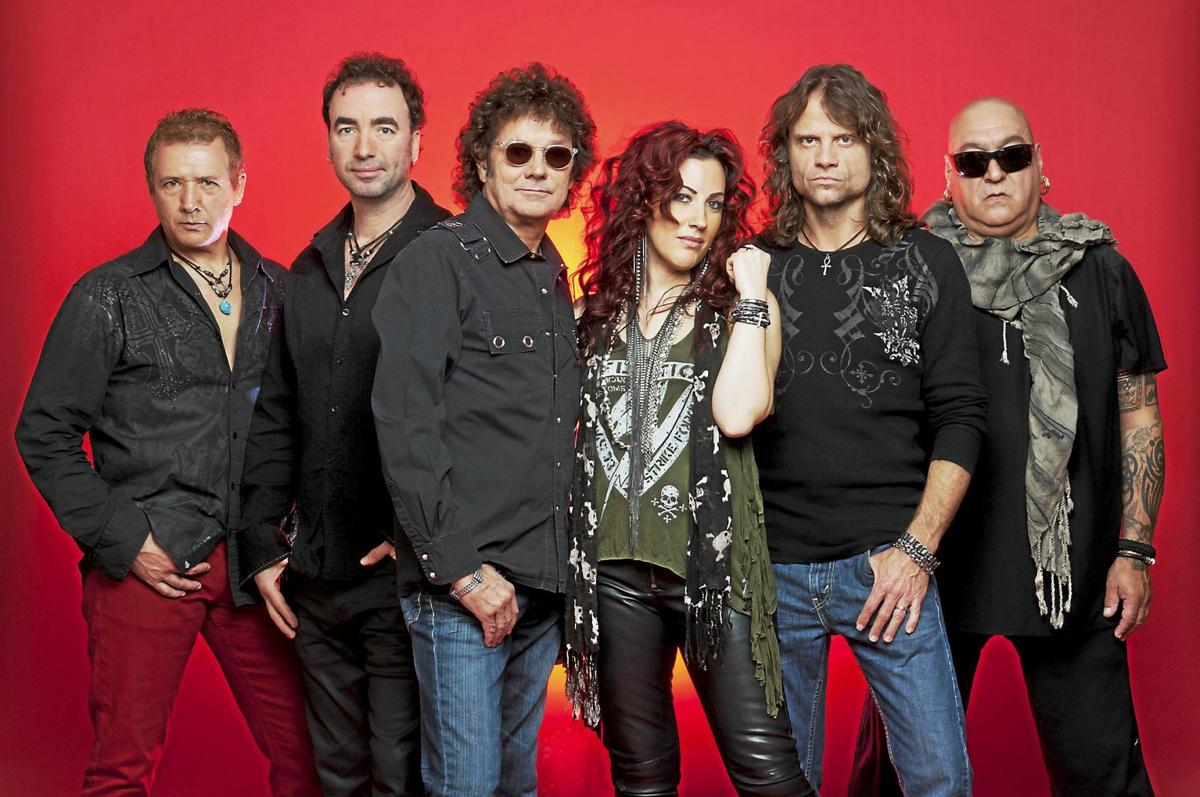 Starship featuring Mickey Thomas in Valley Forge June 2