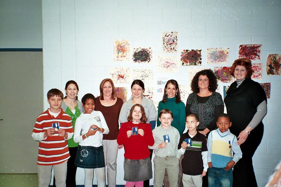 Outstanding Barth Elementary writers recognized