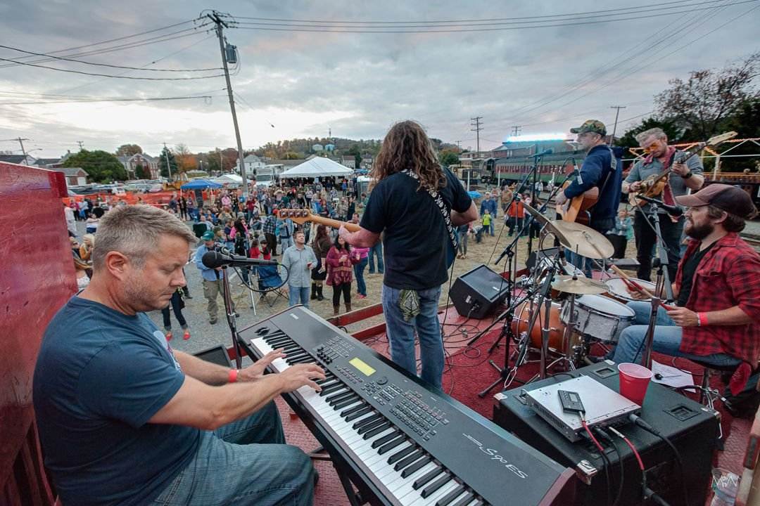 Boyertown's Pickfest Music/Art & Agriculture Crawl