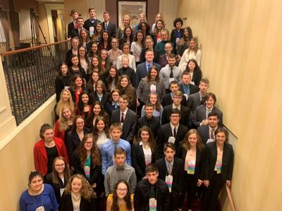 Fleetwood FBLA attended the 2019 State Leadership Conference