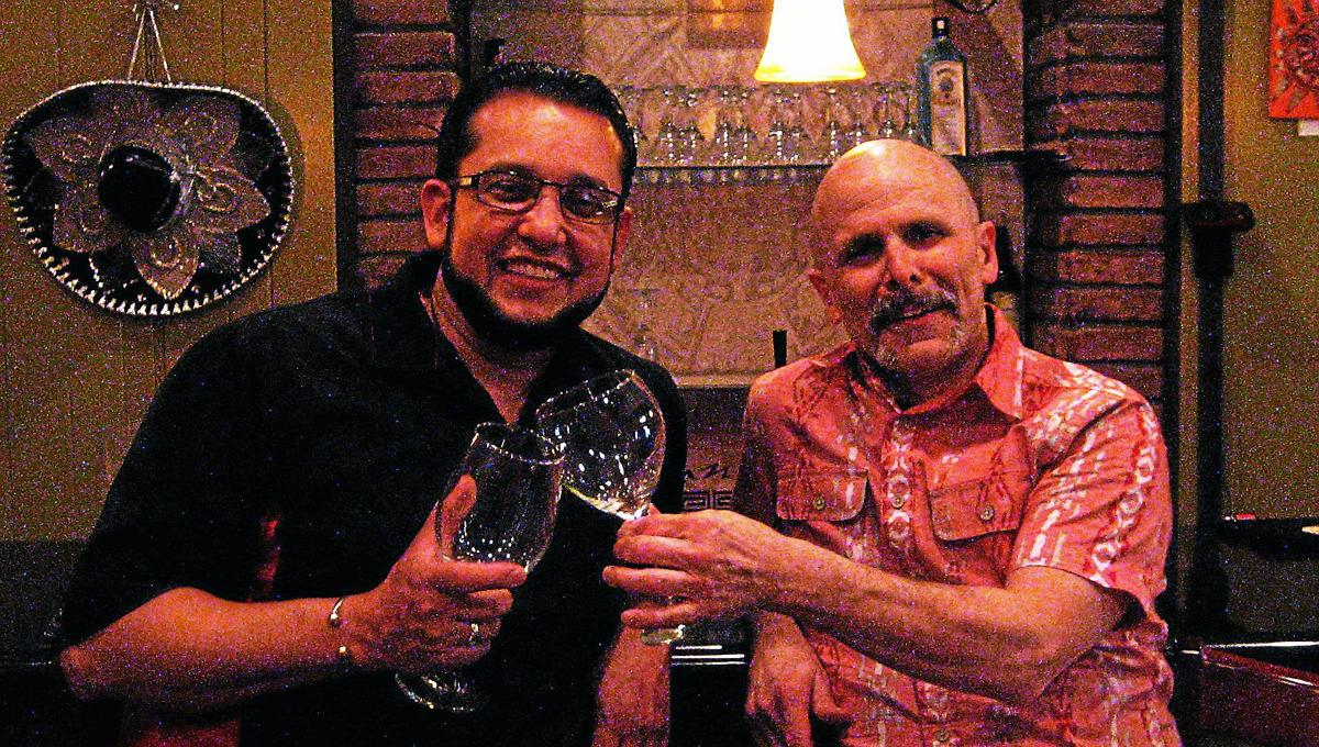 Business: Music and fine Mexican cuisine paired in Pottstown; Classical guitarist Russell Ferrara returns to Juan Carlos Friday nights