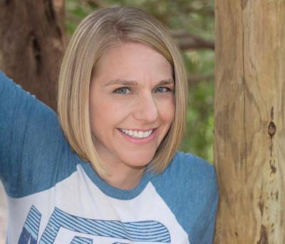 Author Courtney Stevens joins library staff