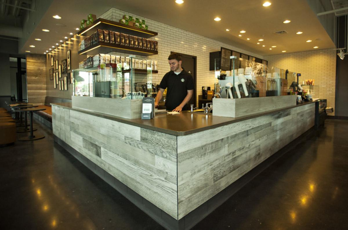 Downtown Starbucks to open Saturday