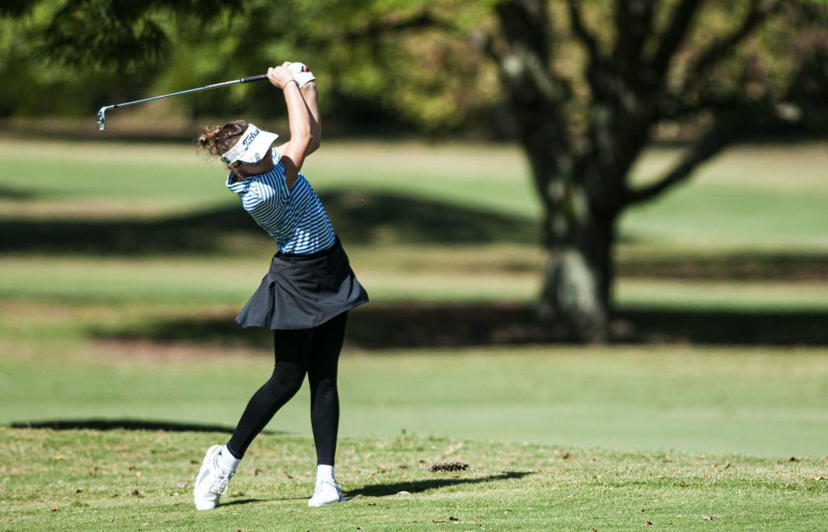 Girls State Golf