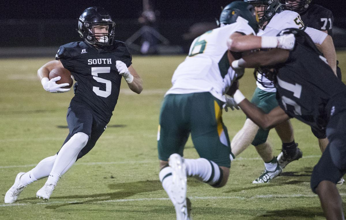 South warren defeats greenwood