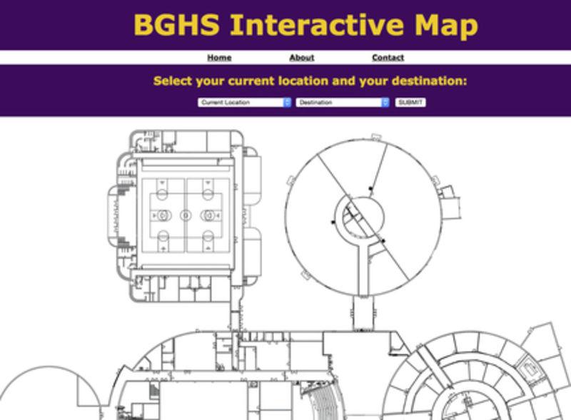 BGHS students map their way to success News bgdailynewscom