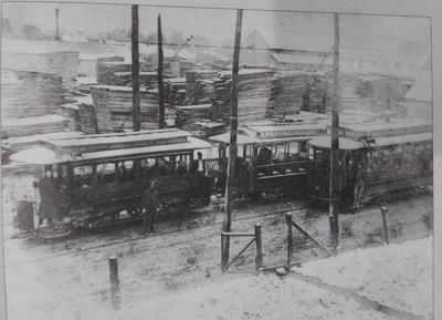 1895: Changes planned for Bowling Green Trolley