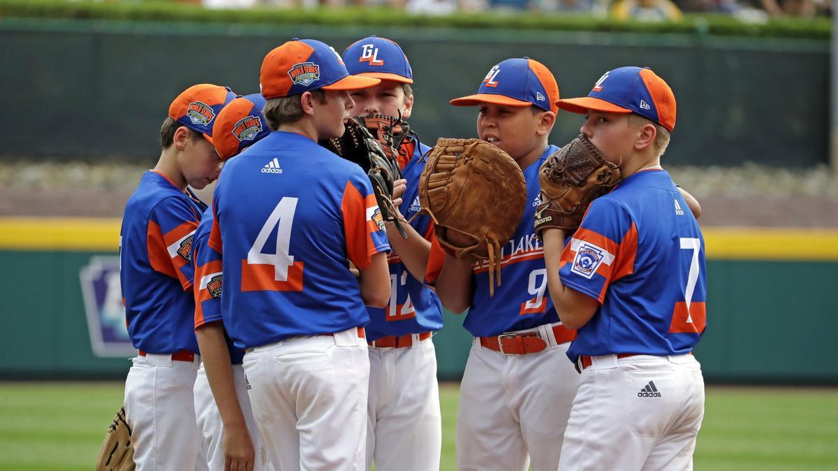 LLWS Rhode Island Kentucky Baseball