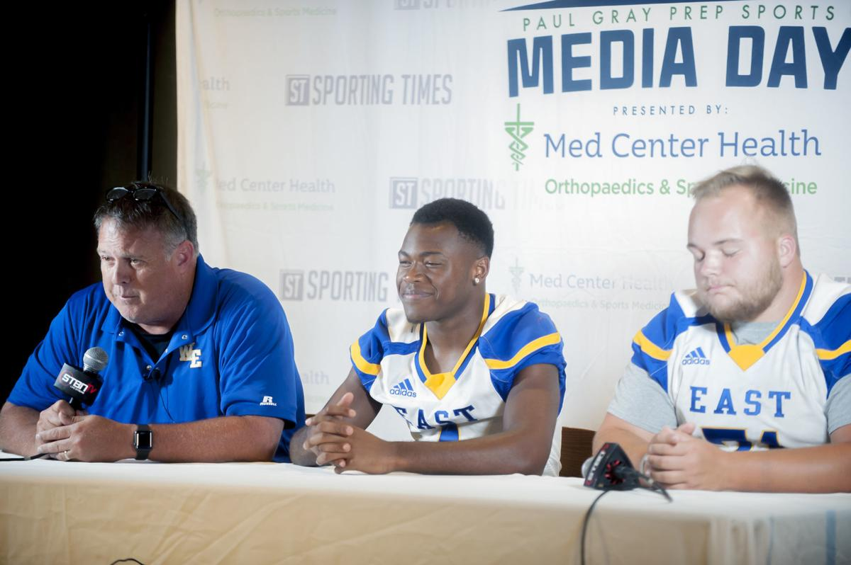 Paul Gray Prep Sports Media Day