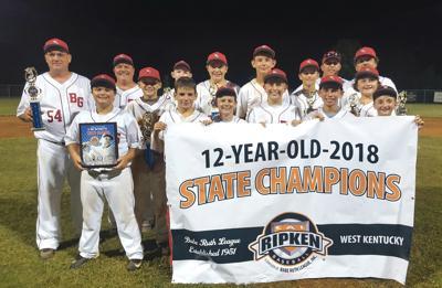 12U Cal Ripken team wins state championship | Community