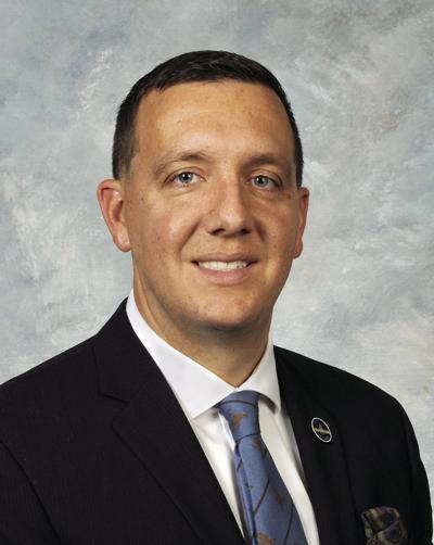Legislator Portrait Senator Matt Castlen