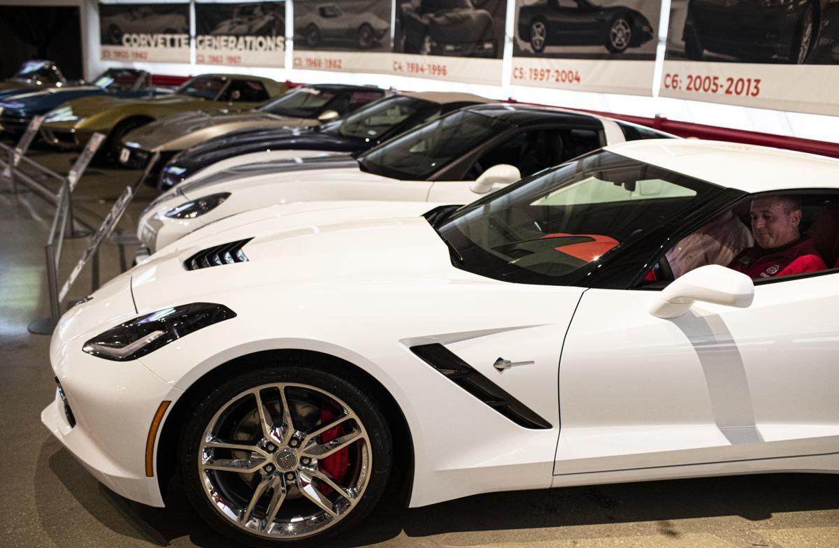 Last C7 Corvette Stingray takes its home in museum