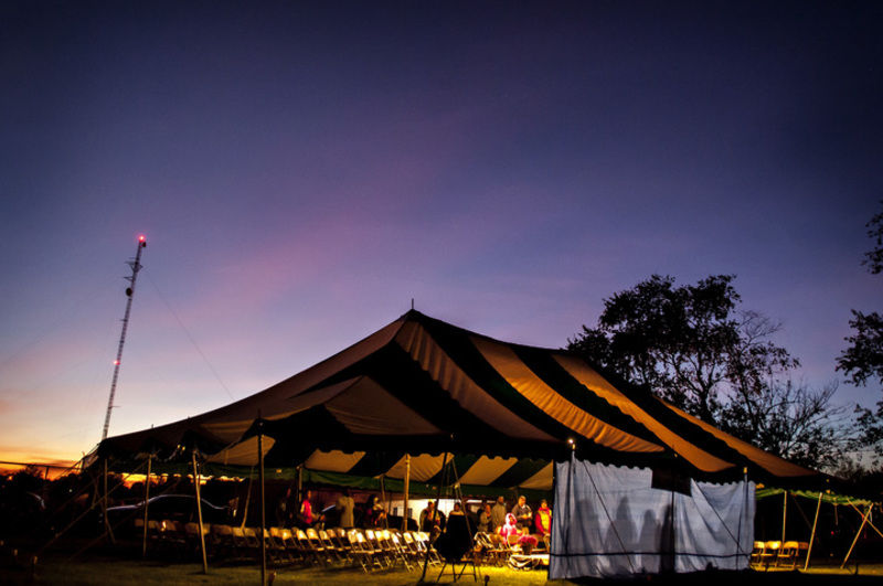 This means war Church holds tent revival & This means war: Church holds tent revival | Community ...