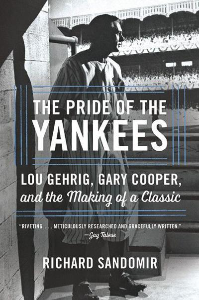 Book review: 'The Pride of the Yankees'