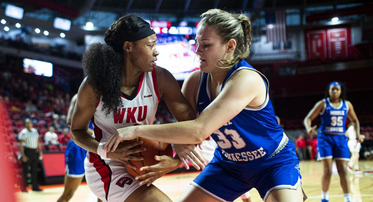 Lady Tops defeat Middle Tennessee 71-63