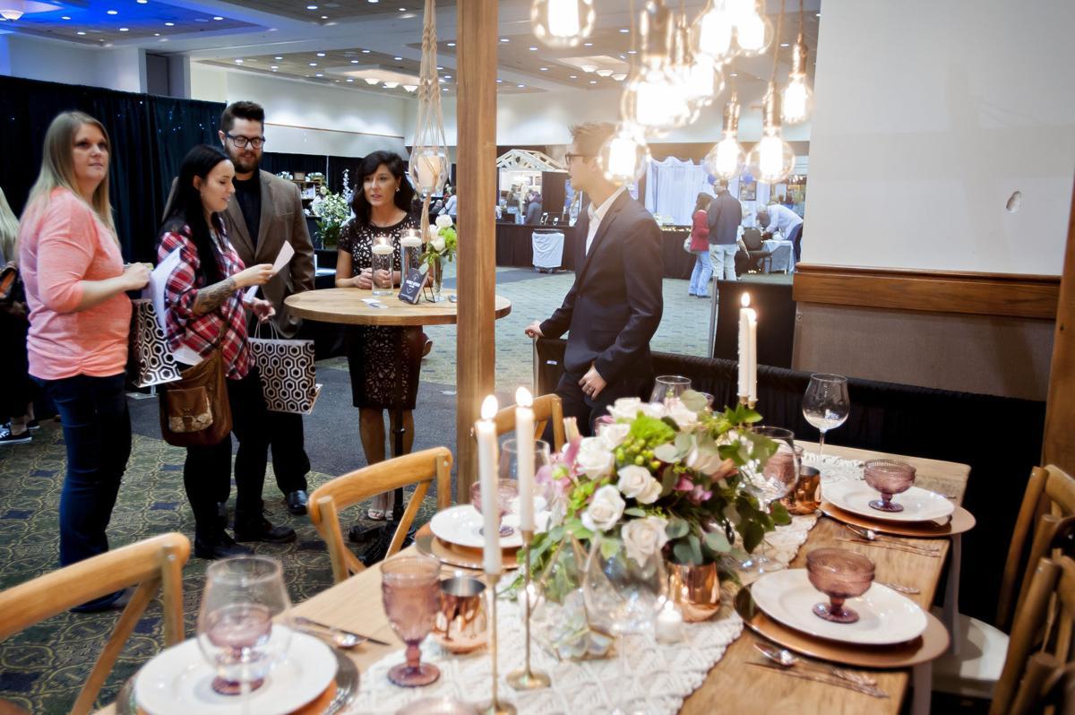 Sloan convention center wedding