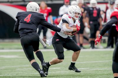 WKU Spring Game: White 28-21 over Red