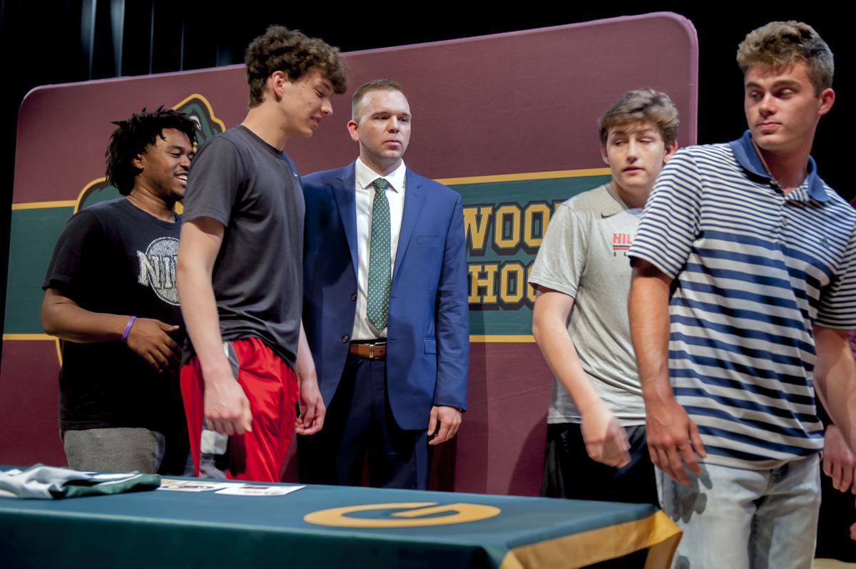 Will McCoy named Greenwood's new boys basketball coach